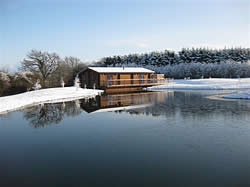 Weybread Lakes - Self Catering