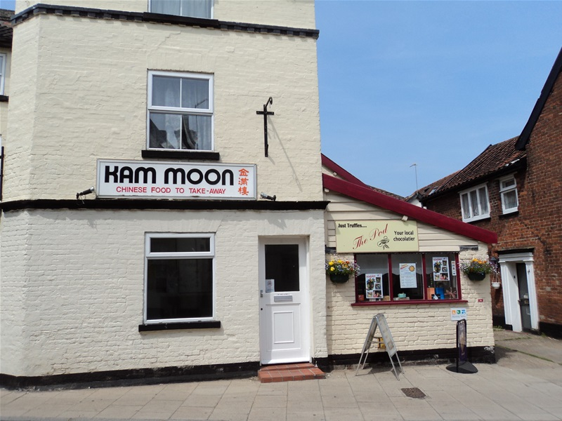 Kam Moon Takeaway, Broad Street, Harleston
