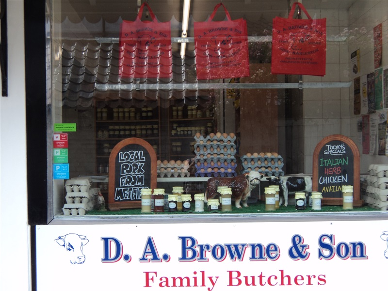 Browne's the Butcher, Harleston