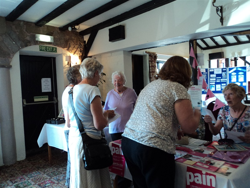 Women's Health Day, organised by Harleston Information Plus