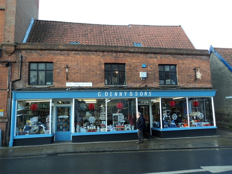 Denny & Sons Hardware Shop, Harleston