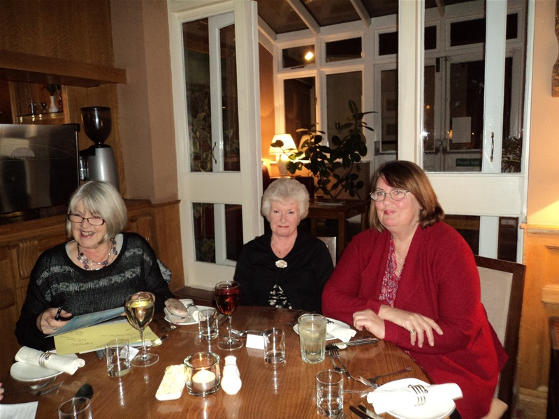Harleston Information Plus Christmas Party