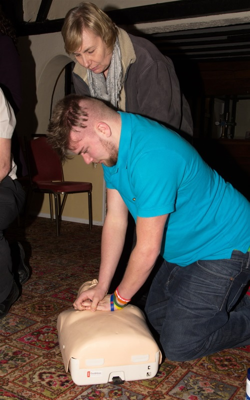 First Aid with Ann Clarke Associates - Monday 2nd March