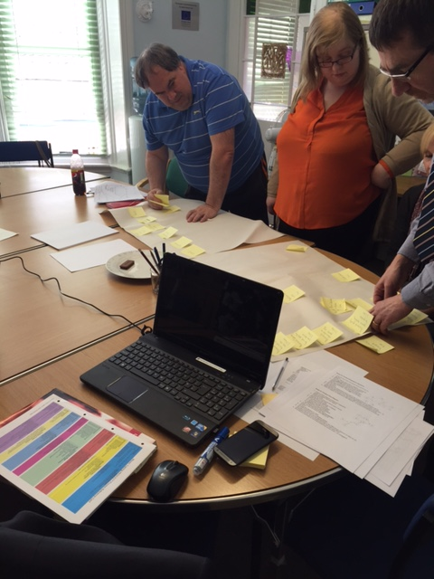 Project Management Workshop with Steven Alderston - Friday 1st May