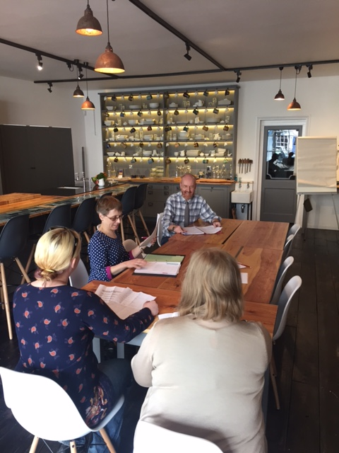 Admin and Event Planning Workshop - Friday 8th May