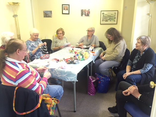 HIP Stitch and Chatter Group