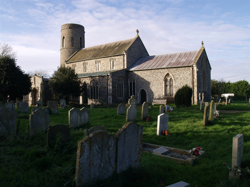 Weybread Church